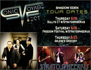 Please share Shadow Eden's shows the weekend of June 15.